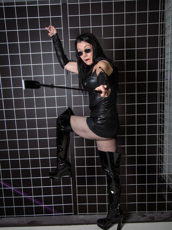 Photo 3 / 5 of Mistress Morgan Domme