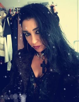 View Mistress Dark Angel, Auckland Escort | Tel: 0225071450